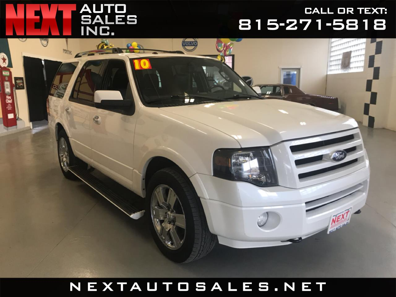 2010 Ford Expedition 4WD 4dr Limited