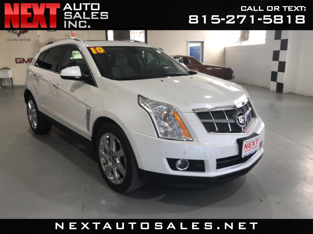 2010 Cadillac SRX AWD 4dr Turbo Premium Collection