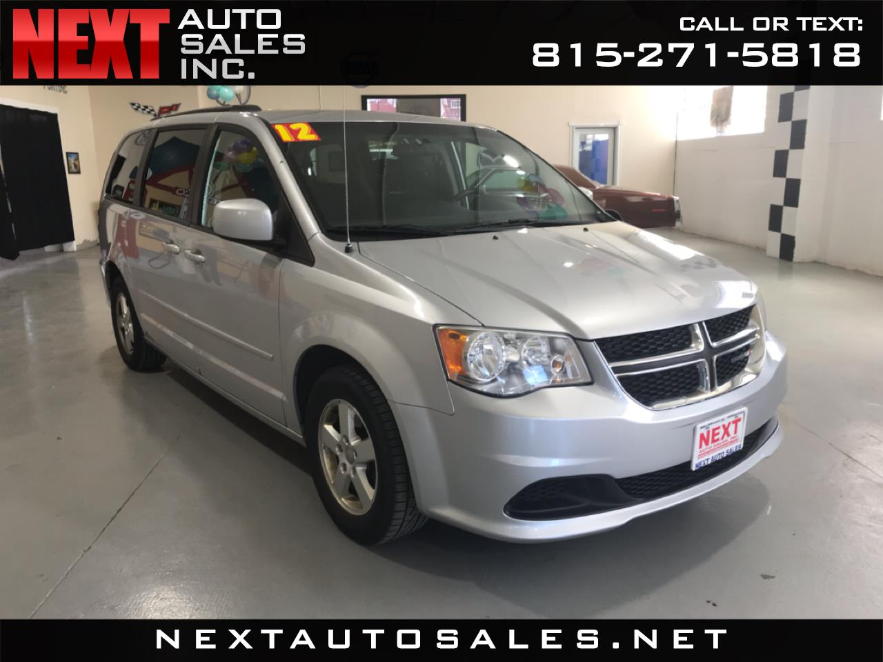2012 Dodge Grand Caravan 4dr Wgn SXT