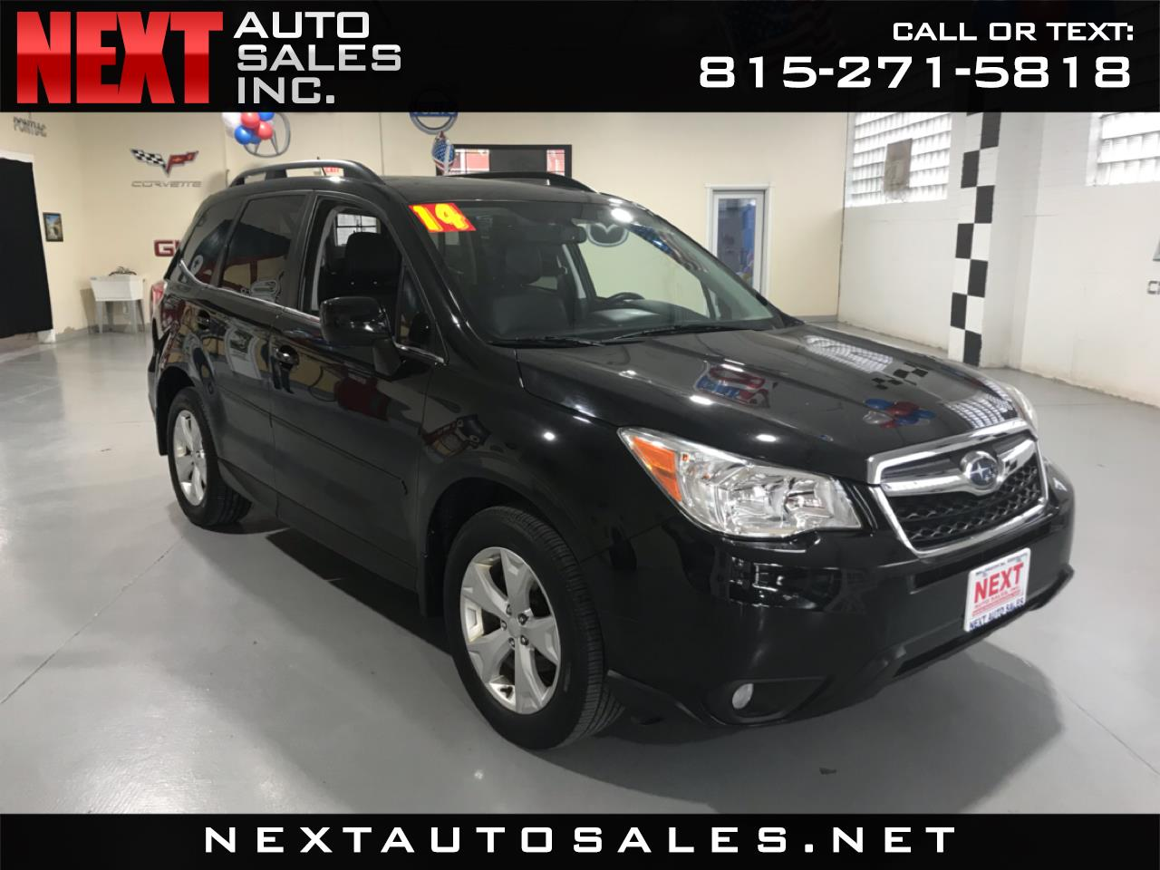 2014 Subaru Forester 4dr Auto 2.5i Limited PZEV