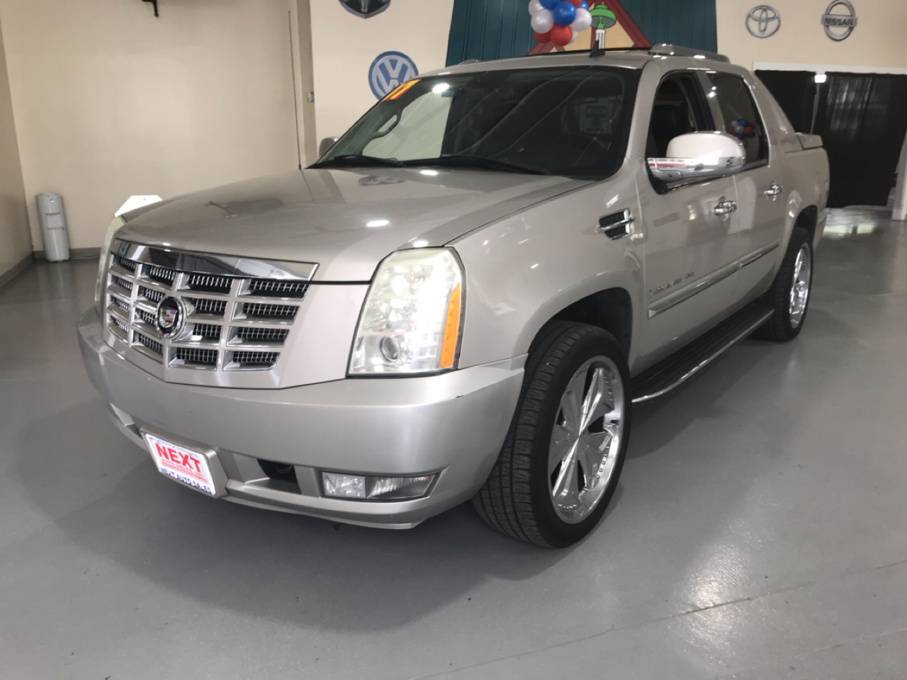 2007 Cadillac Escalade EXT AWD 4dr Base