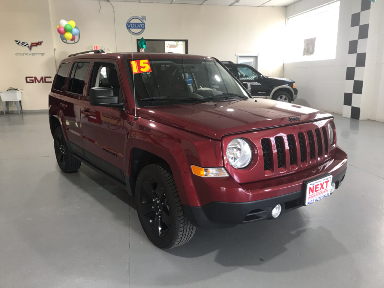 Jeep Patriot 4WD 4dr Altitude Edition 2015