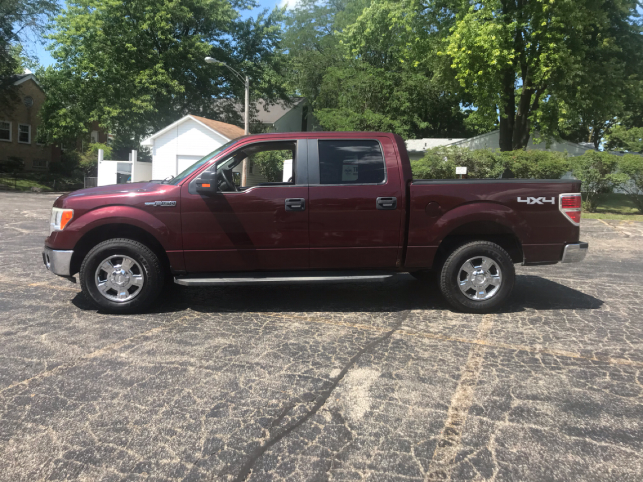 2010 Ford F-150 Base 4WD