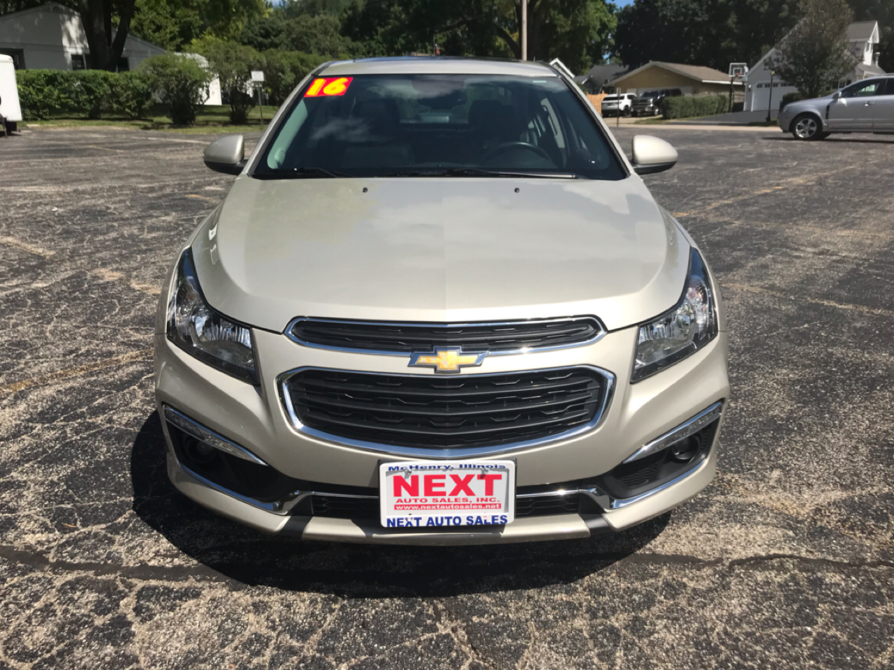 Chevrolet Cruze Limited 4dr Sdn LTZ 2016