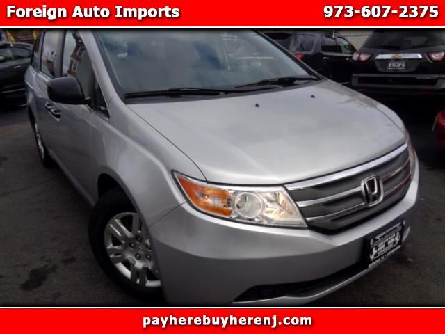 2012 Honda Odyssey LX