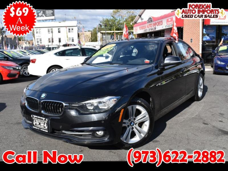 BMW 3-Series 328i xDrive Sedan 2016
