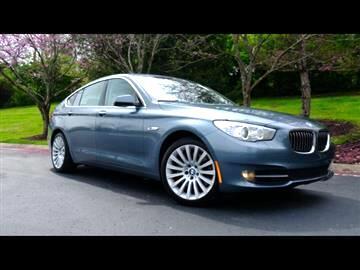 2013 BMW 5-Series Gran Turismo