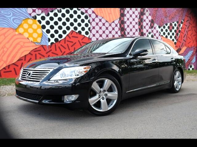 2012 Lexus LS 460 Luxury Sedan