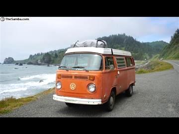 1974 Volkswagen Westfalia Camper