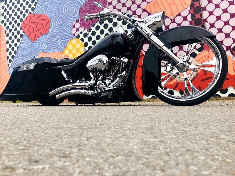 2005 Harley-Davidson FLHRCI Custom