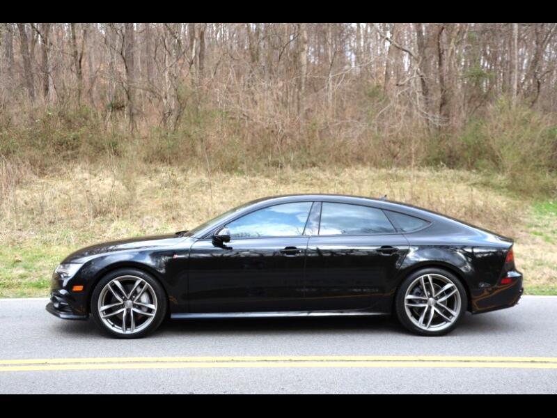 2016 Audi A7 3.0T Prestige
