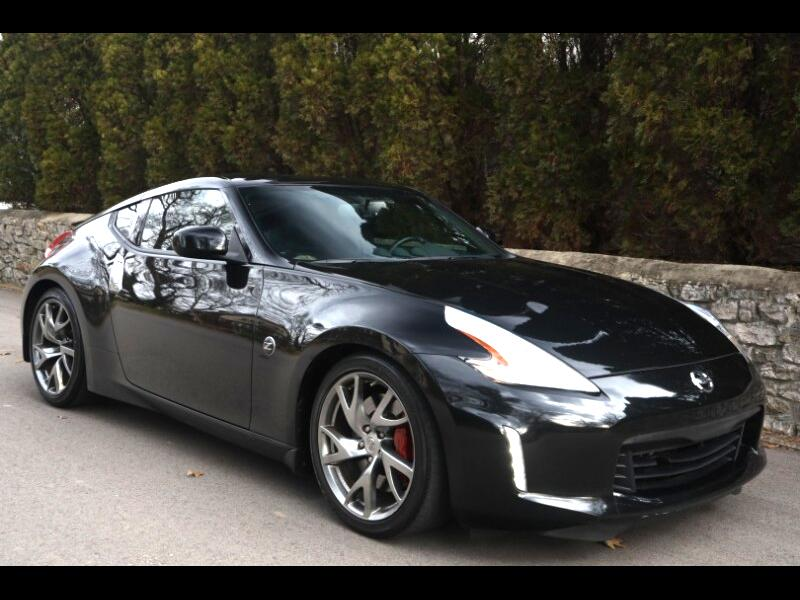 2015 Nissan Z 370Z Coupe Touring 6MT