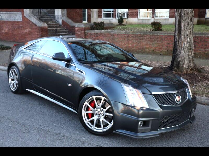 2015 Cadillac CTS V Coupe