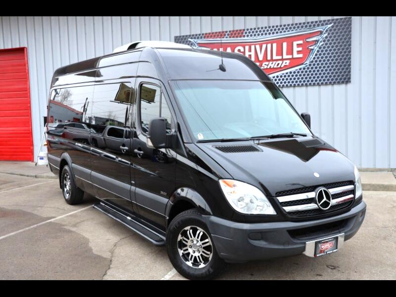 2013 Mercedes-Benz Sprinter 2500 Passenger Van High Roof 170-in. WB