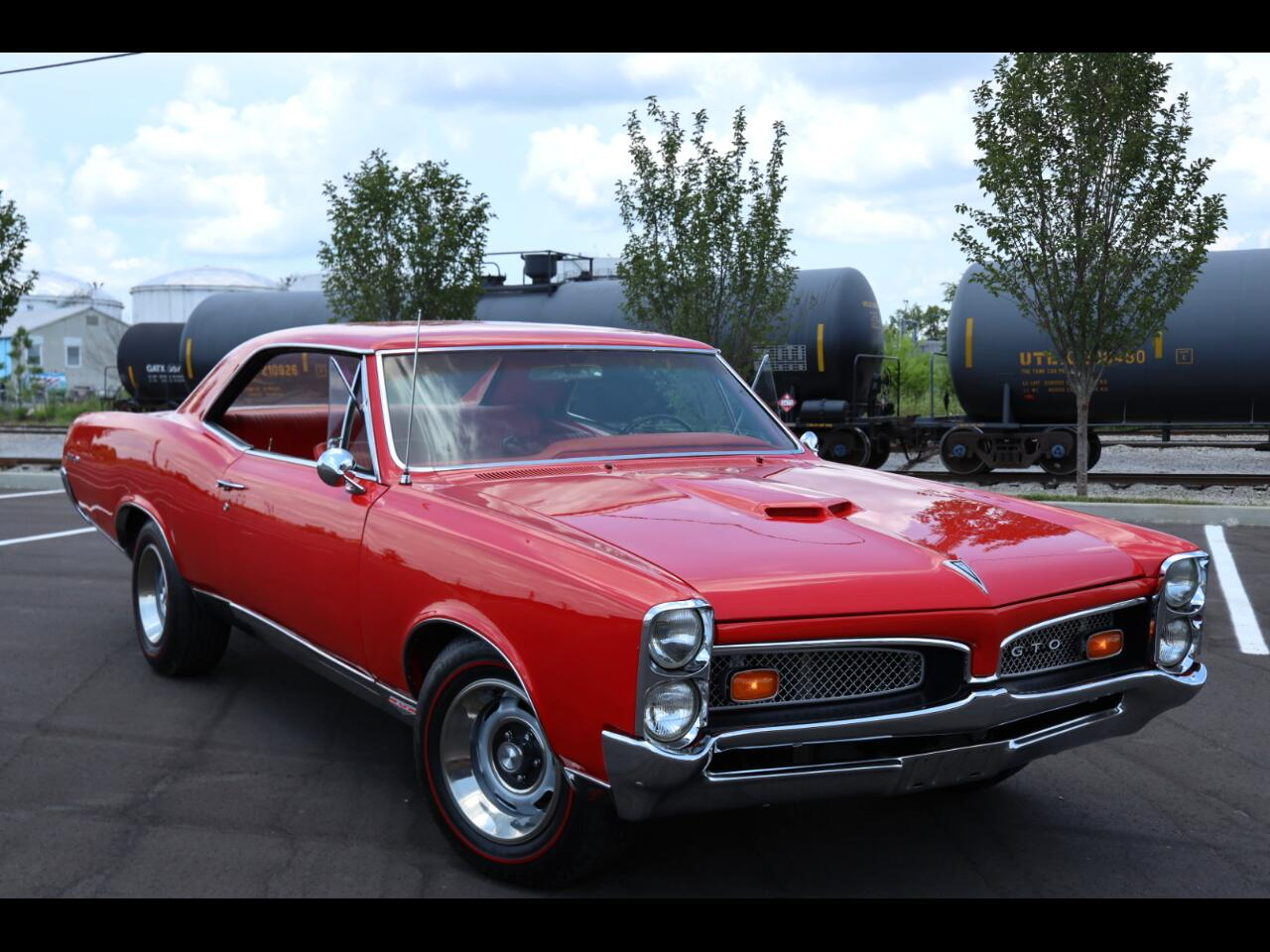 Pontiac 67 GTO  1967