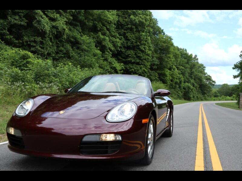 2007 Porsche Boxster _