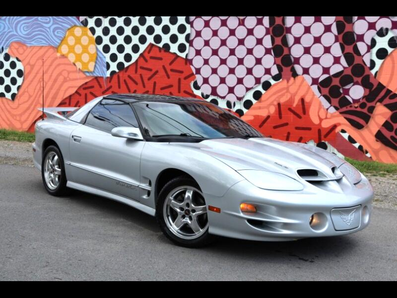 2002 Pontiac Firebird Trans Am WS-6