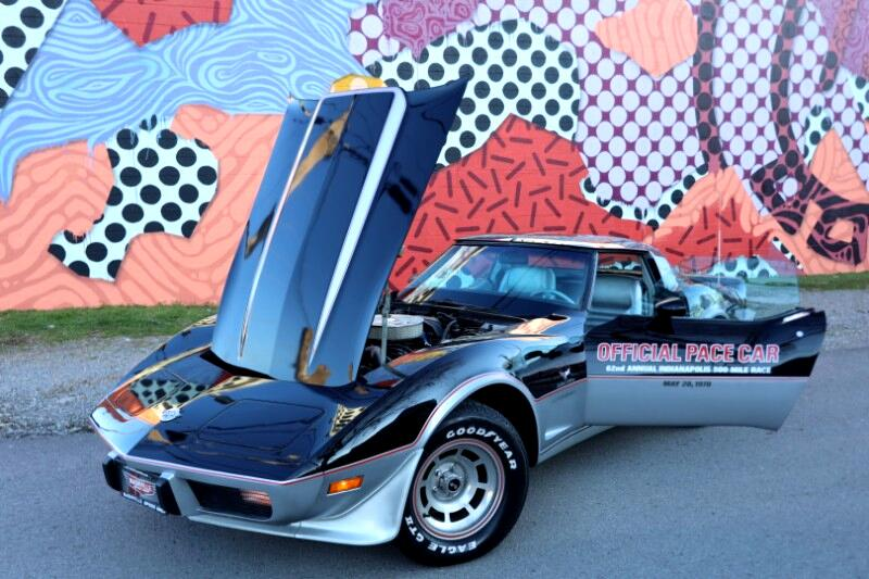 Chevrolet Corvette Stingray  1978