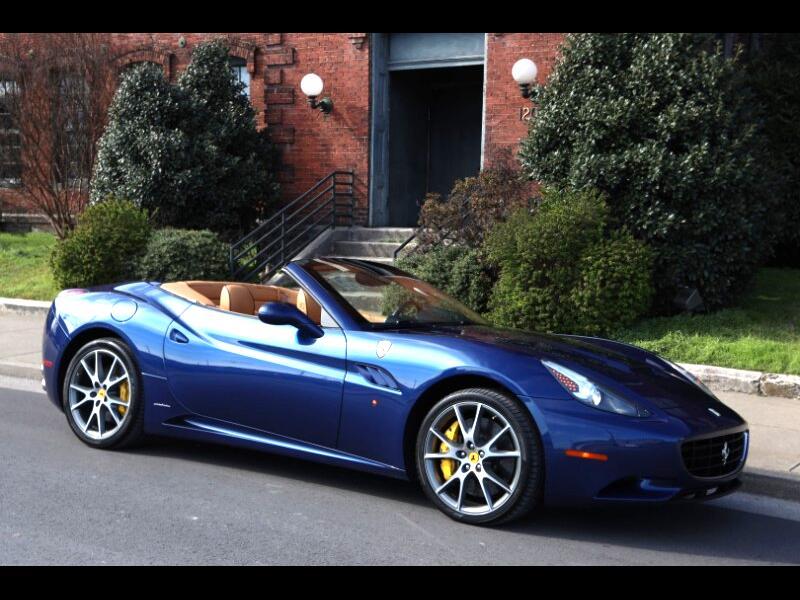 Ferrari California GT 2011