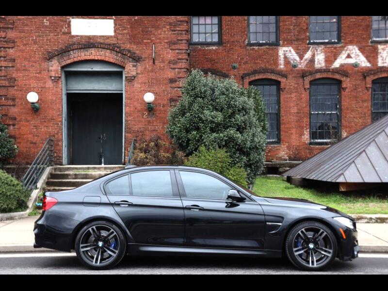 BMW M3  2017