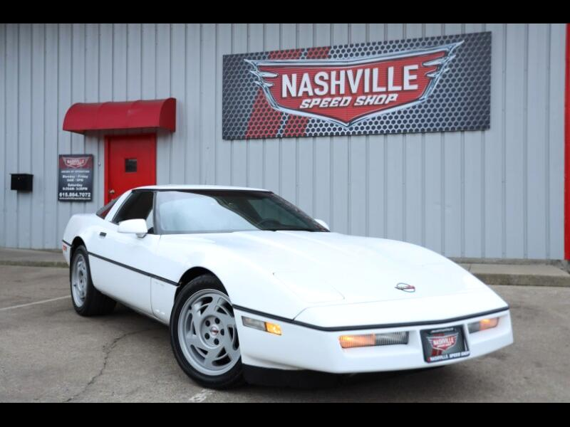 Chevrolet Corvette Coupe 1990