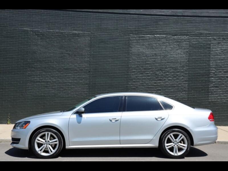 Volkswagen Passat TDI SE 6A w/ Sunroof 2015