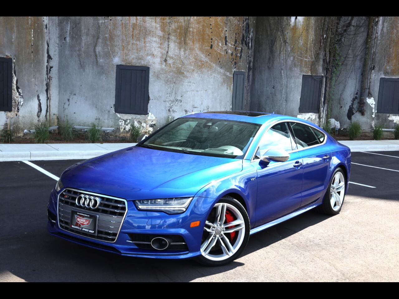 Audi S7 4.0 TFSI Prestige 2017