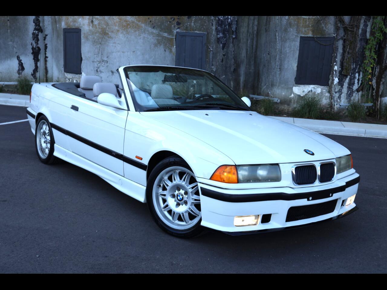 BMW 3 Series M3 2dr Convertible Auto 1998