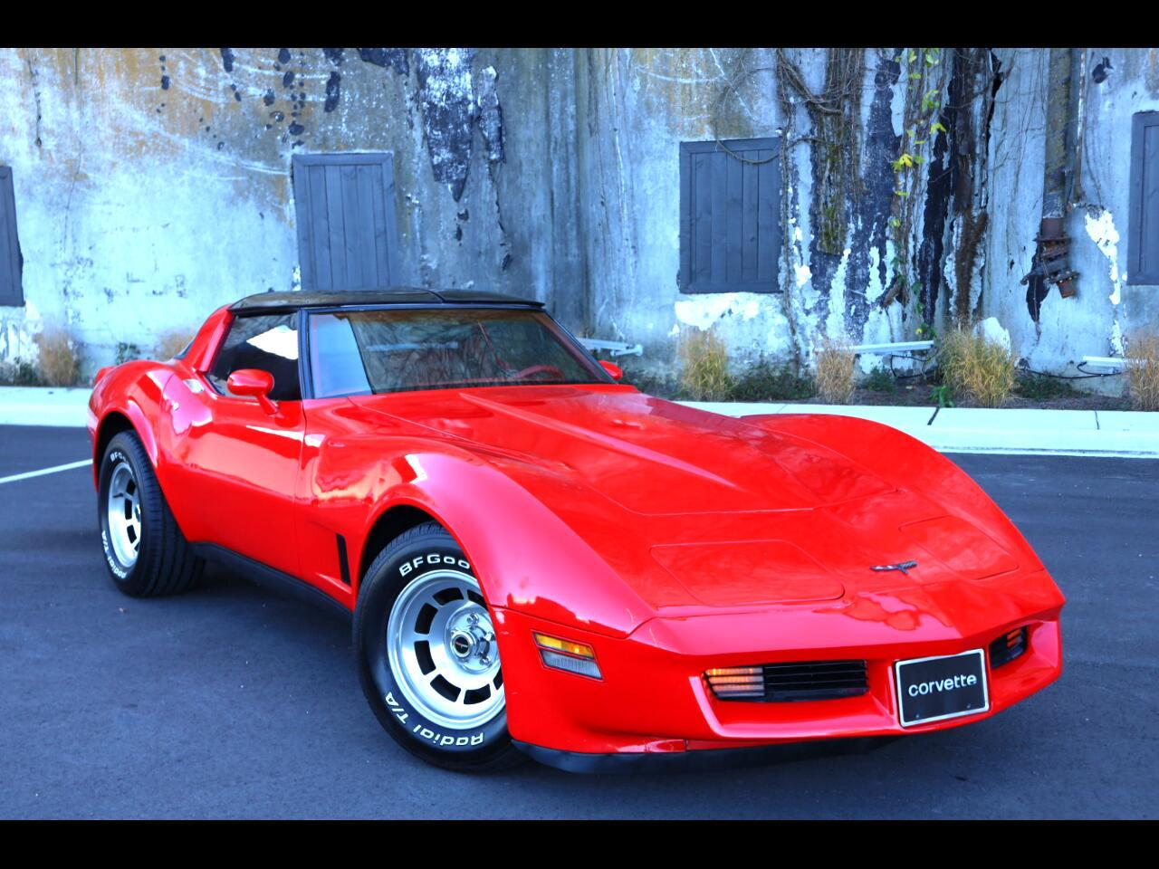 Chevrolet Corvette 2dr Coupe 1981