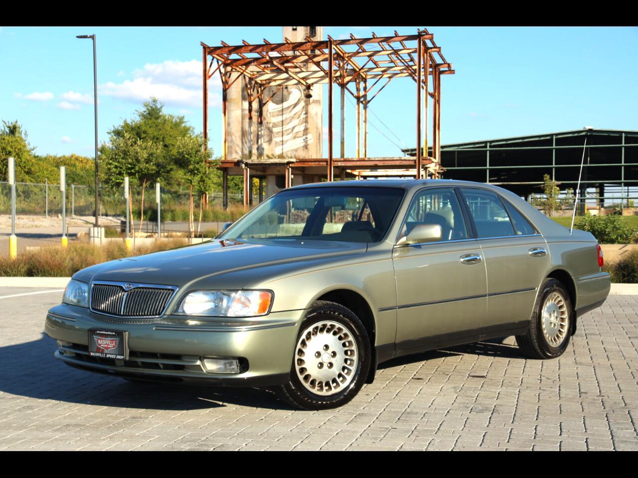 Infiniti Q45 Luxury Performance Sdn 1998