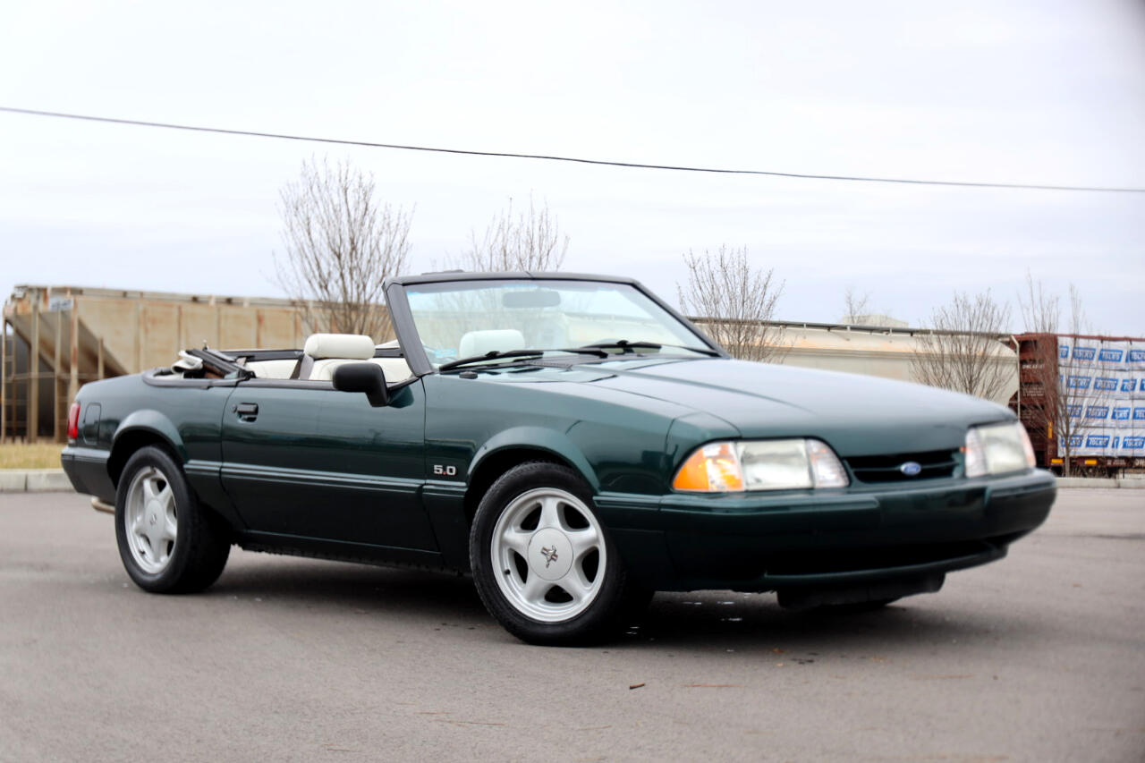 Ford Mustang 2dr Convertible LX Sport 5.0L 1992