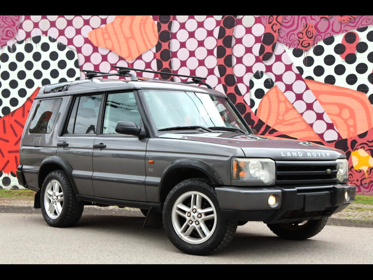 Land Rover Discovery 4dr Wgn SE 2003