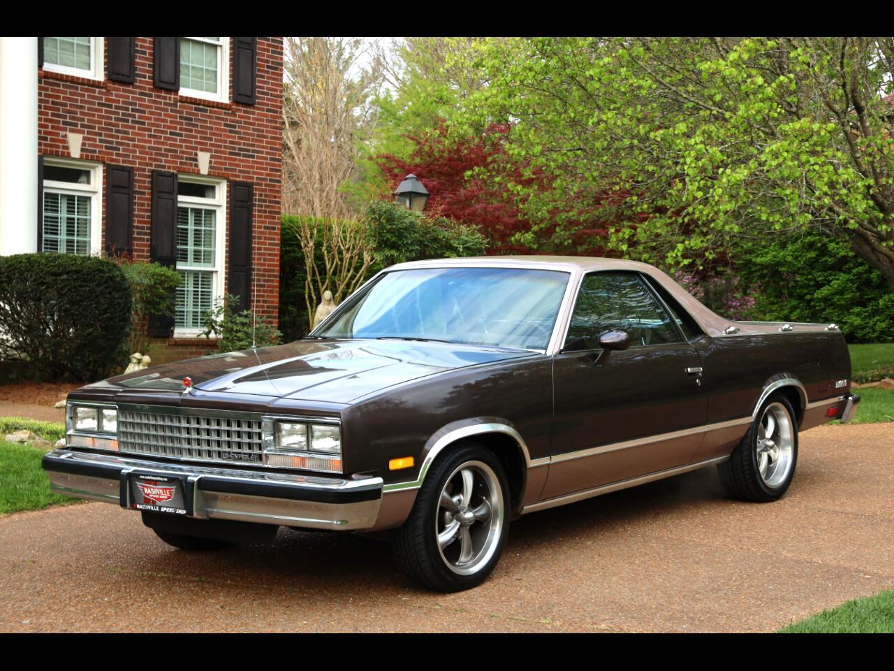 Chevrolet El Camino 2dr Pickup 1984