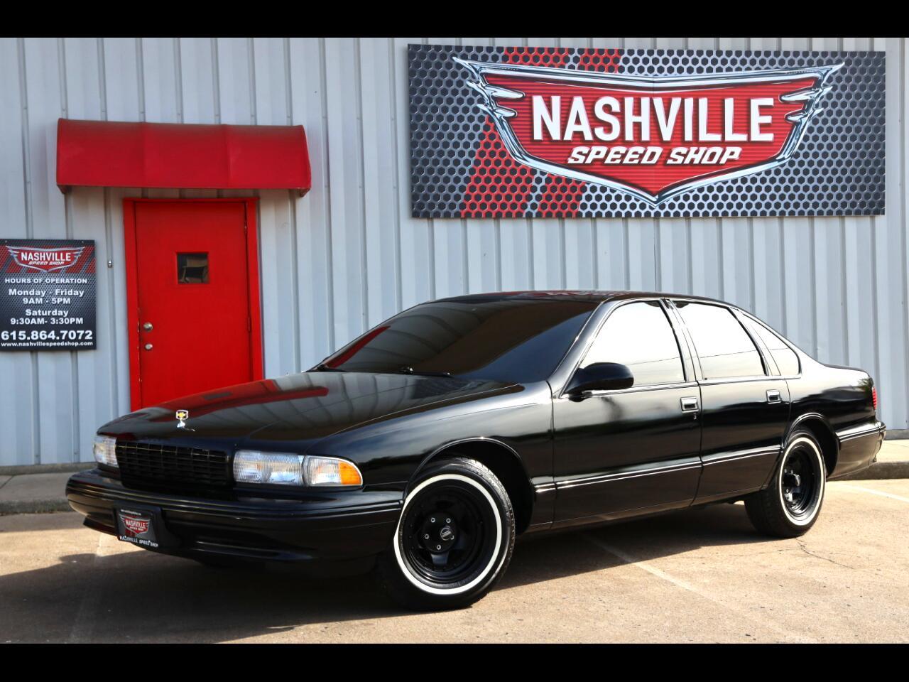 Chevrolet Caprice Classic 4dr Sedan 1995