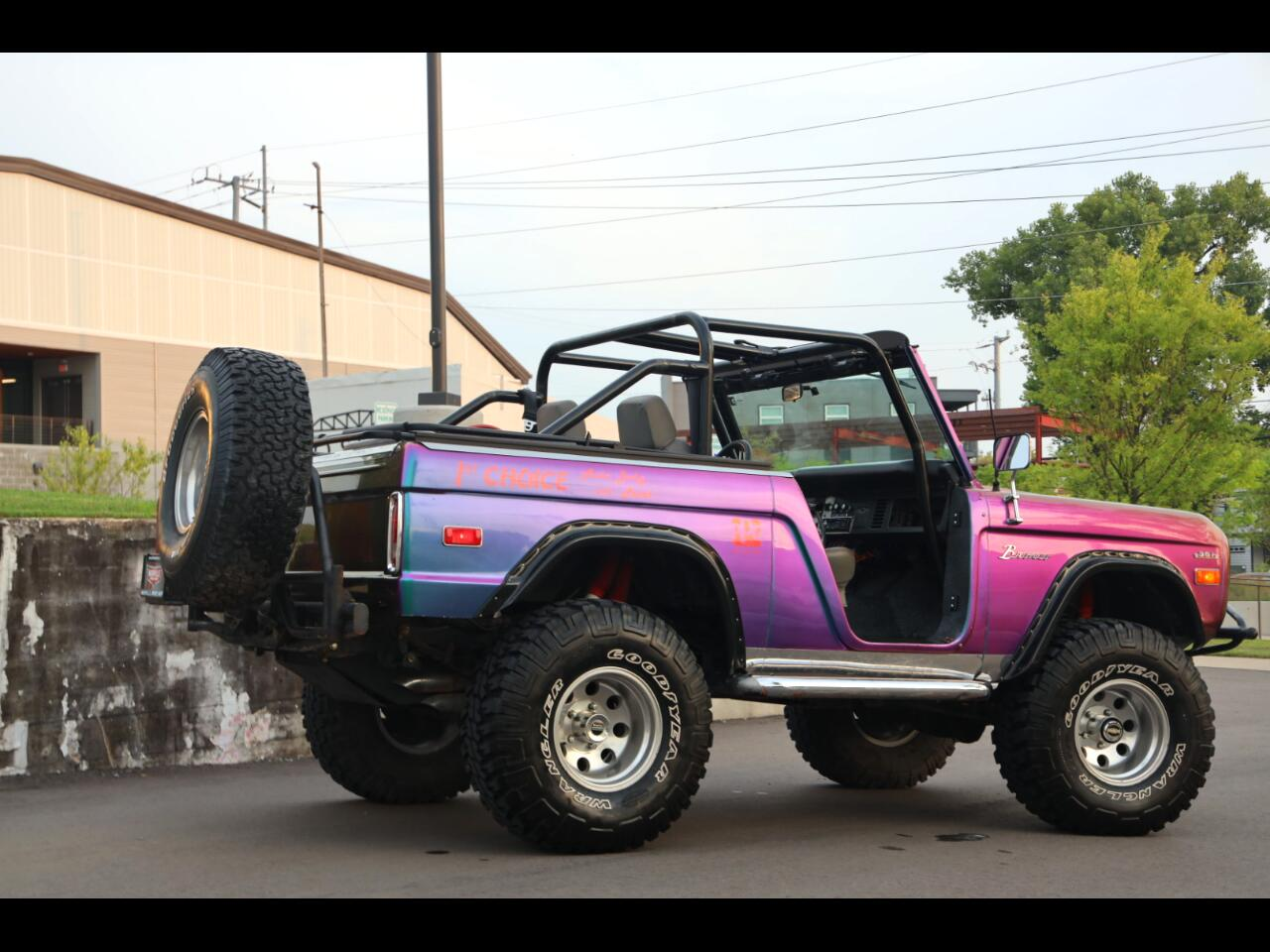 Ford Bronco  1976