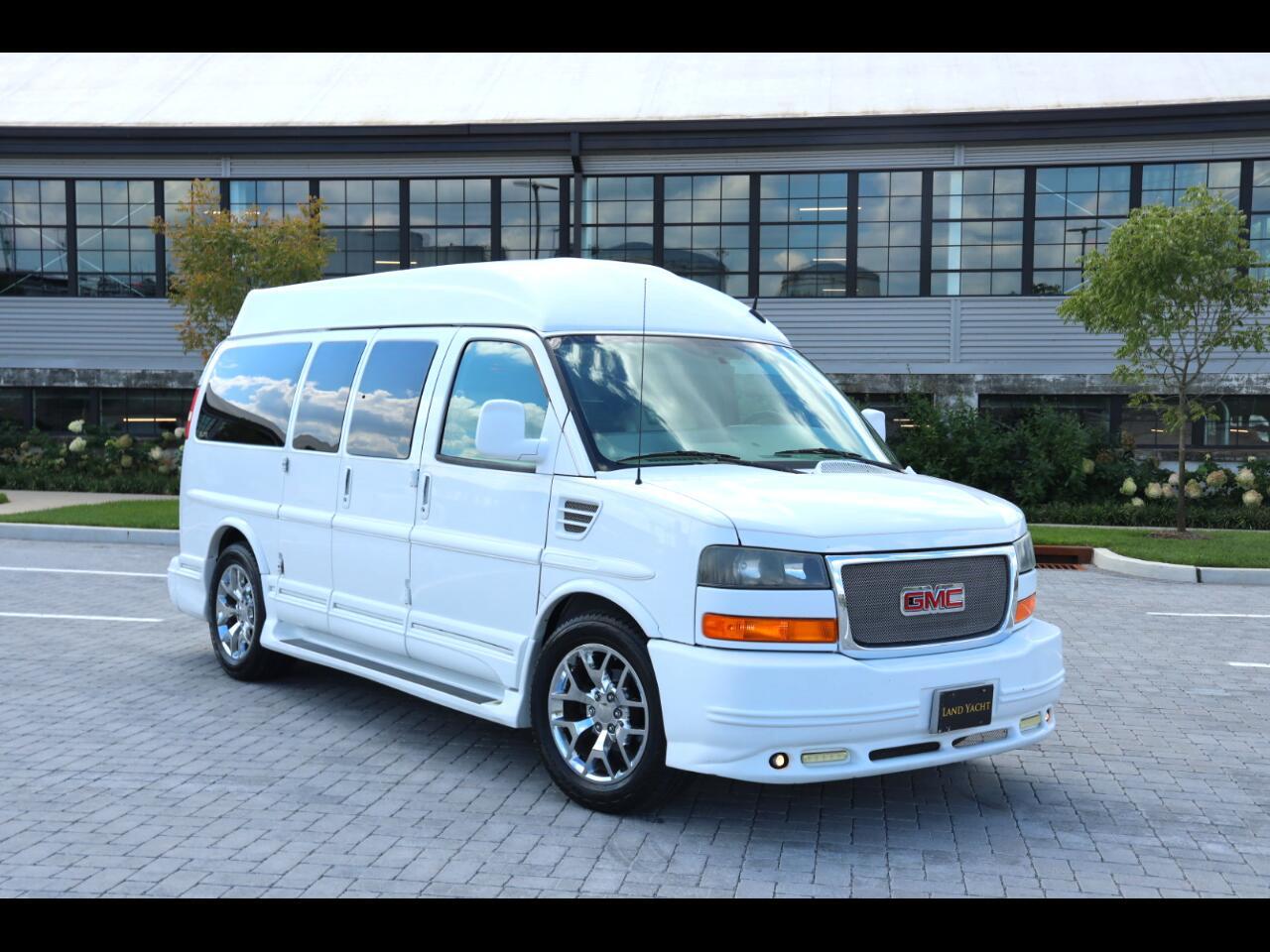 "GMC Savana Cargo Van RWD 1500 135"" Upfitter *Ltd Avail* 2014"
