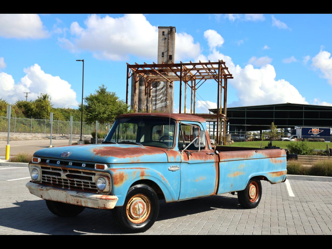 Ford F1  1966