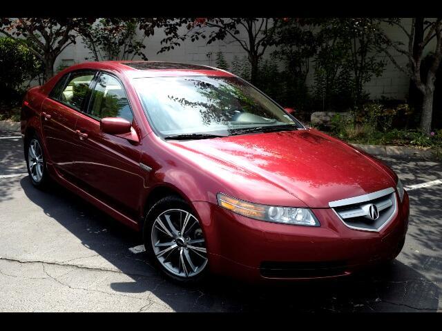 2005 Acura TL 3.2 Premium