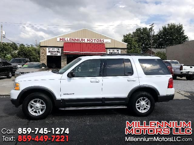 2004 Ford Explorer XLT 4.6L 4WD
