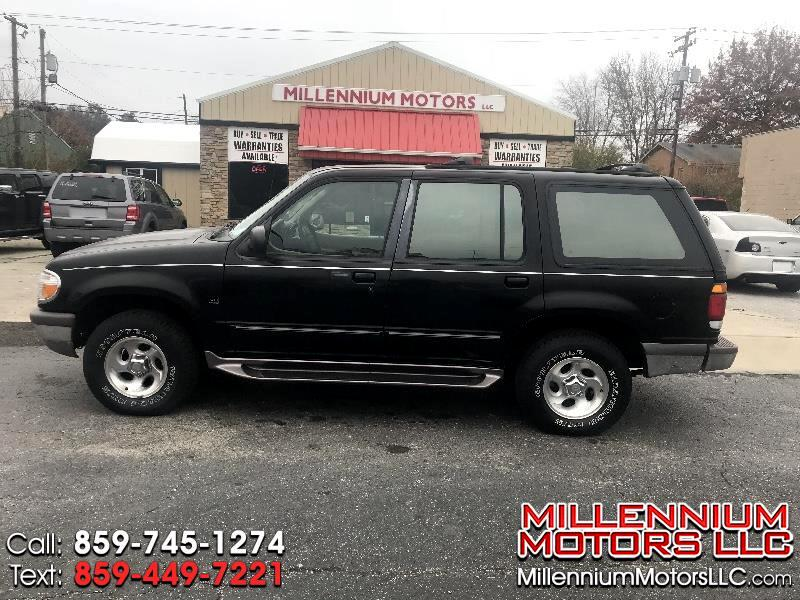 Ford Explorer Limited AWD 1997