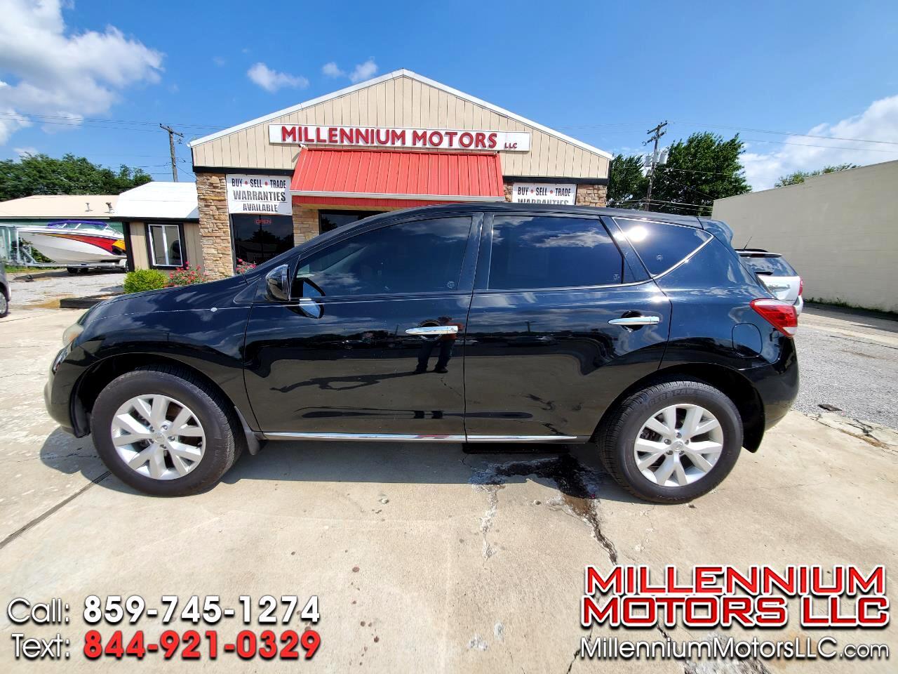 Nissan Murano S AWD 2012
