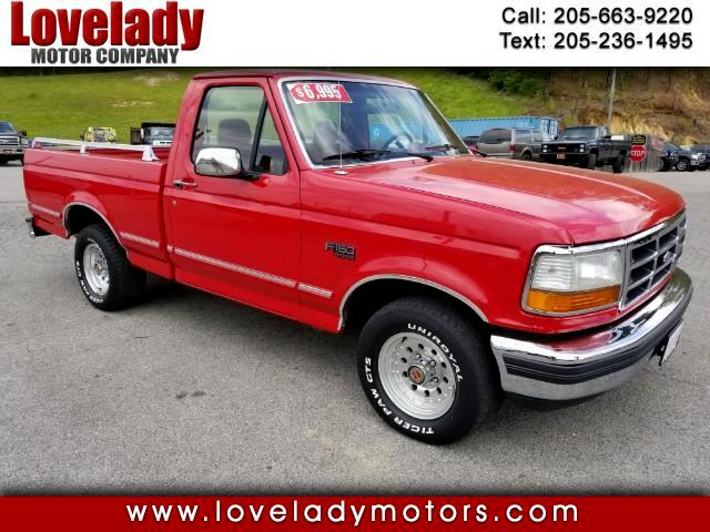 1992 Ford F-150 S Reg. Cab Short Bed 2WD