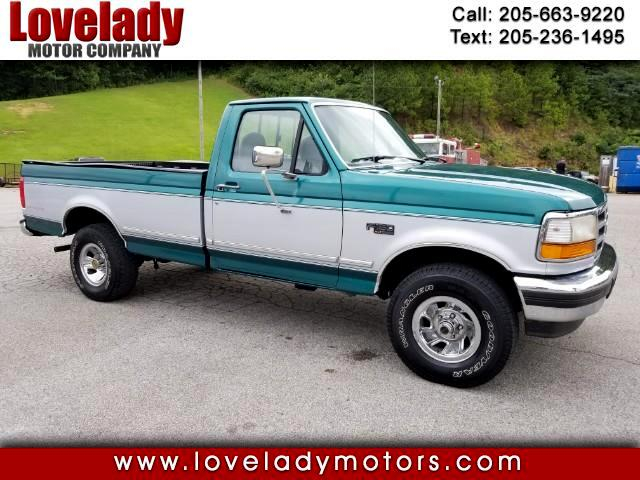 1996 Ford F-150 Regular Cab 4WD