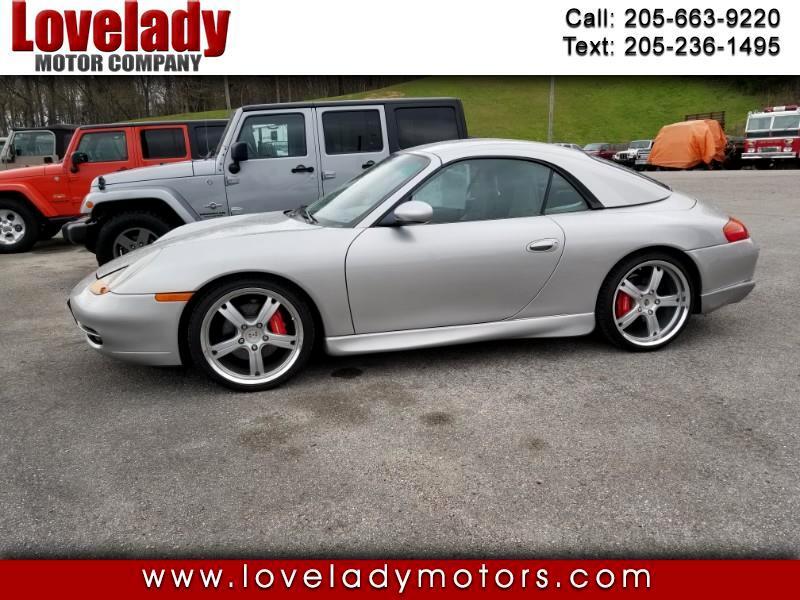 1999 Porsche 911 Carrera Cabriolet