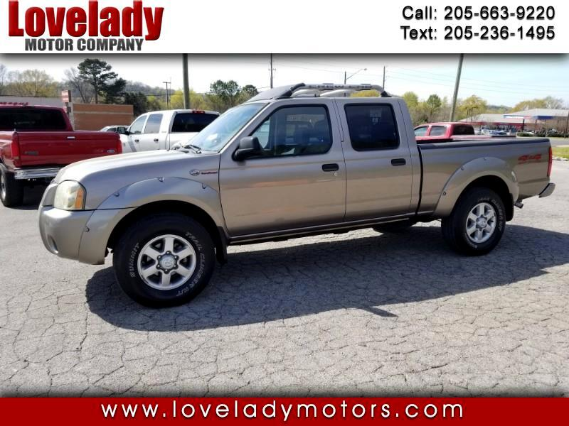 2004 Nissan Frontier SVE-V6 Crew Cab Long Bed 4WD
