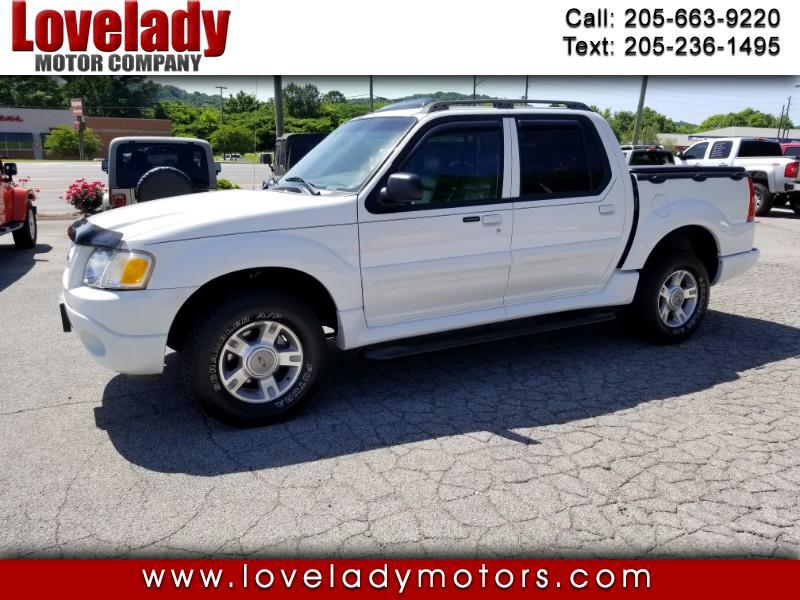2004 Ford Explorer Sport Trac XLT Premium 2WD