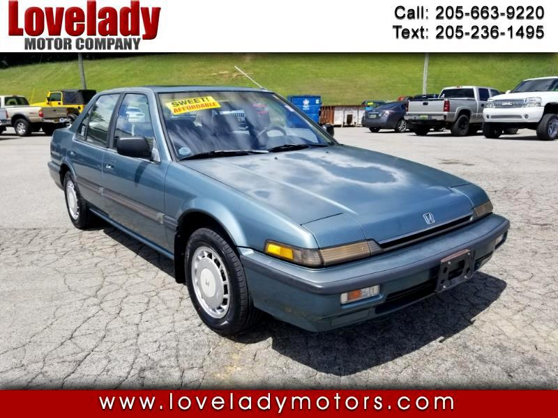 1989 Honda Accord LXI Sedan