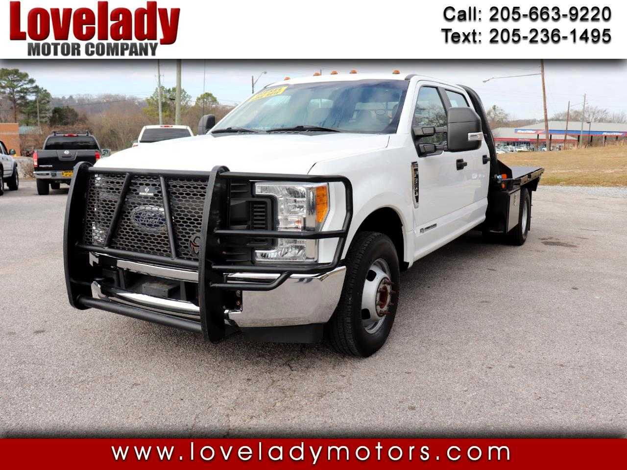 "Ford Super Duty F-350 DRW 2WD Crew Cab 156"" XL 2017"