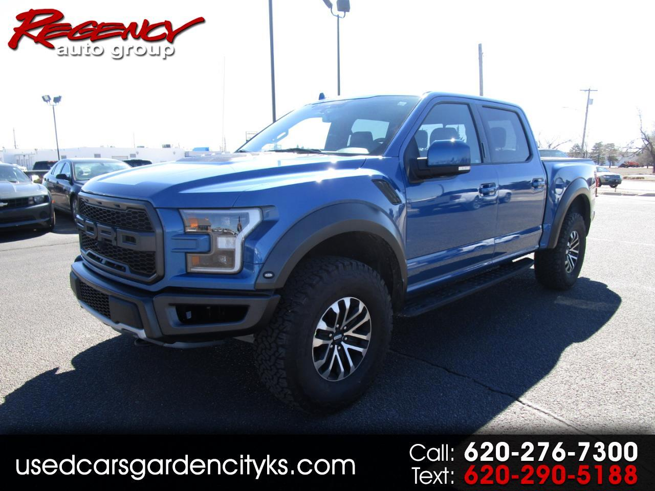 2019 Ford F-150 Raptor SuperCrew 4WD