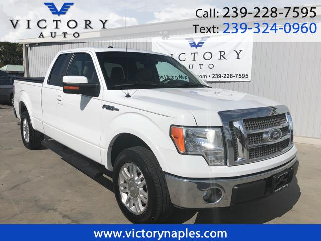 2010 Ford F-150 Lariat SuperCab 6.5-ft. Bed 2WD